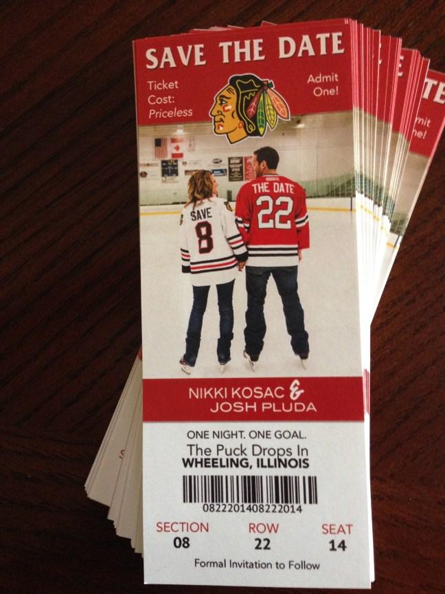 hockey ticket  Our Blog