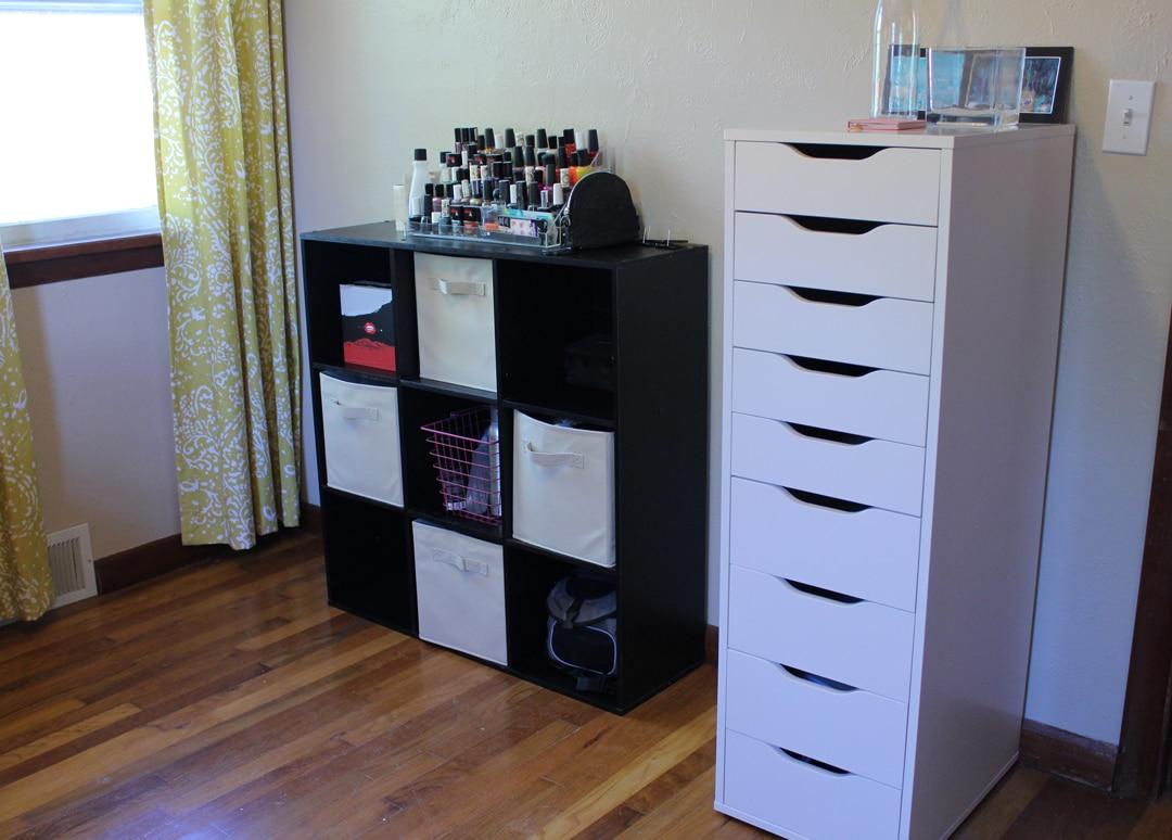 IKEA Desks  Office Makeover  Part One  Modern Martha