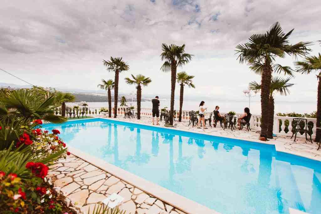 Villa Palme Holiday Croatia 3