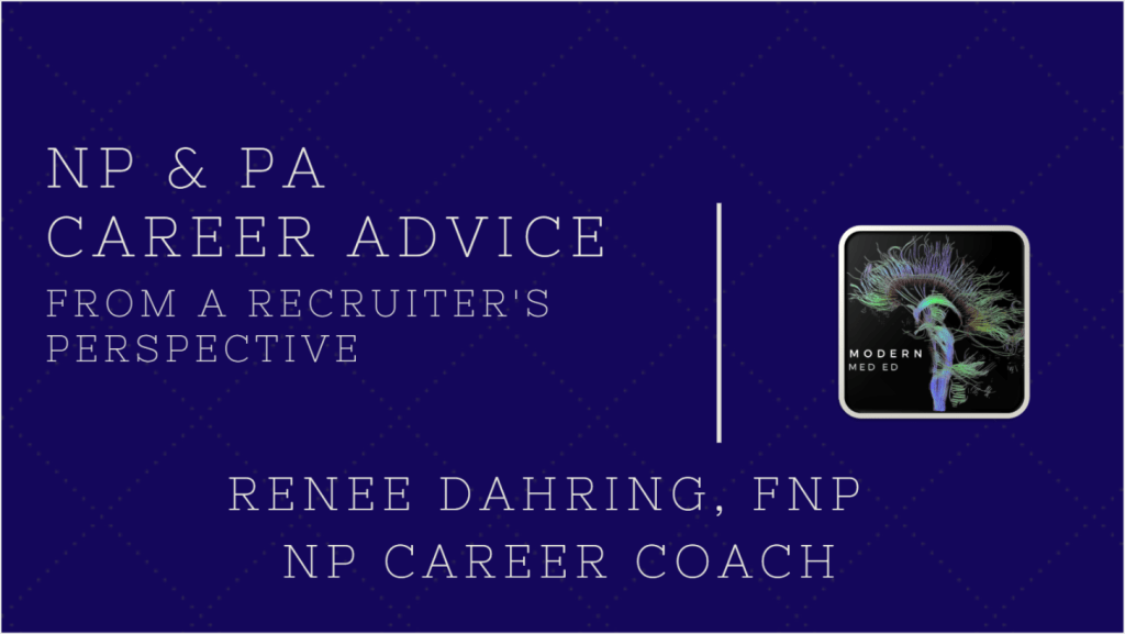NP PA Career Advice Job Search New Graduate