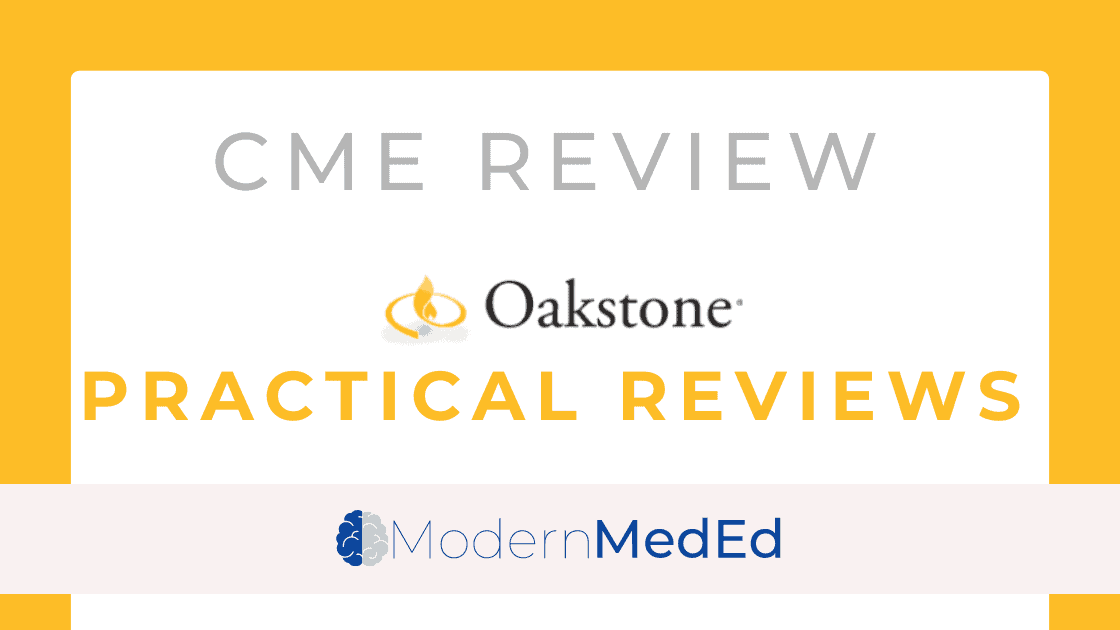 Practical Reviews CME with gift card logo