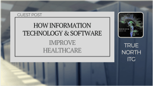 Healthcare Information Technology (IT) and Software