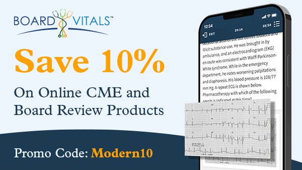 BoardVitals CME Promo Code