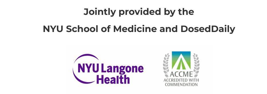 NYU Langone CME Joint Providership ACCME