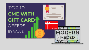 CME with gift card bundles