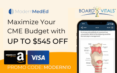 Save 10 percent on online cme