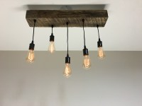 Timber Beam Light Fixture | Modern Midwest