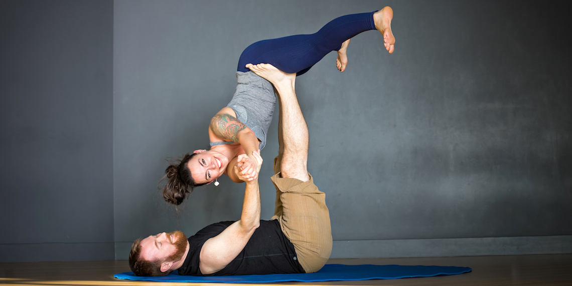 EVENT Valentines Week Couples Yoga At Yoga Feb 10 To