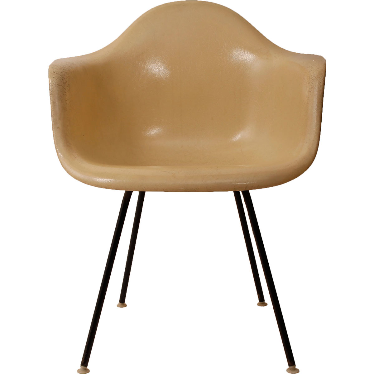 Herman Miller Shell Chair Authentic Eames Shell Chair By Herman Miller C 1972