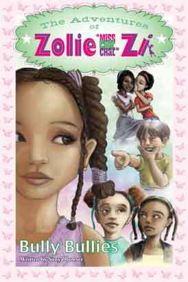 Bully Bullies Zolie Zi book-cover