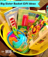 DIY Baby Shower Gift Baskets