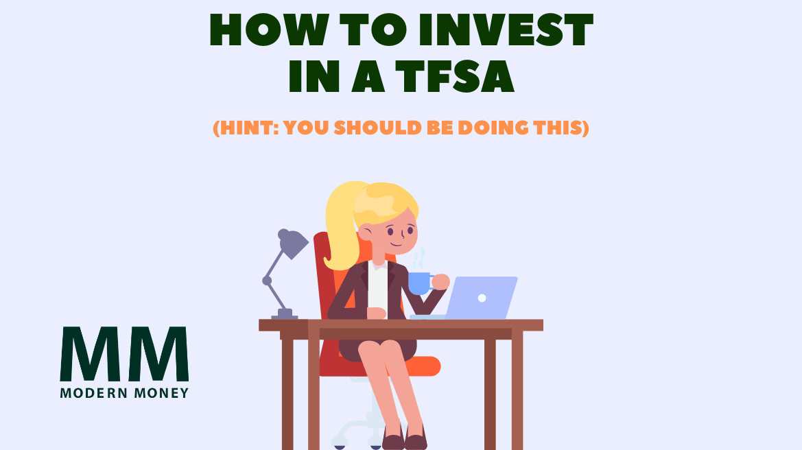 How to Invest in a TFSA: Slide Series Edition