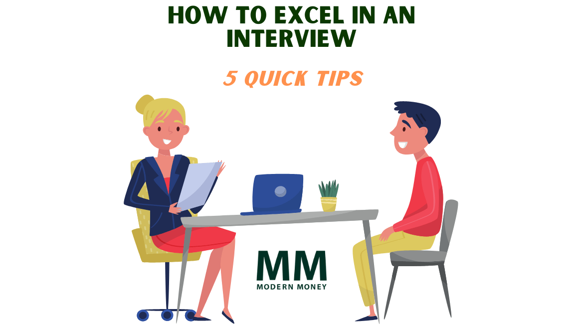 How to Excel in an Interview: Slide Series Edition