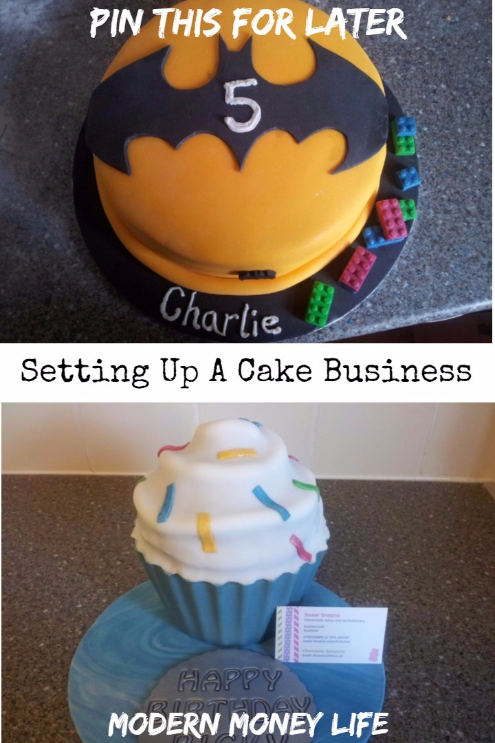 Are you thinking about setting up a cake business? If so then here is some important information and advice you should consider before getting started.
