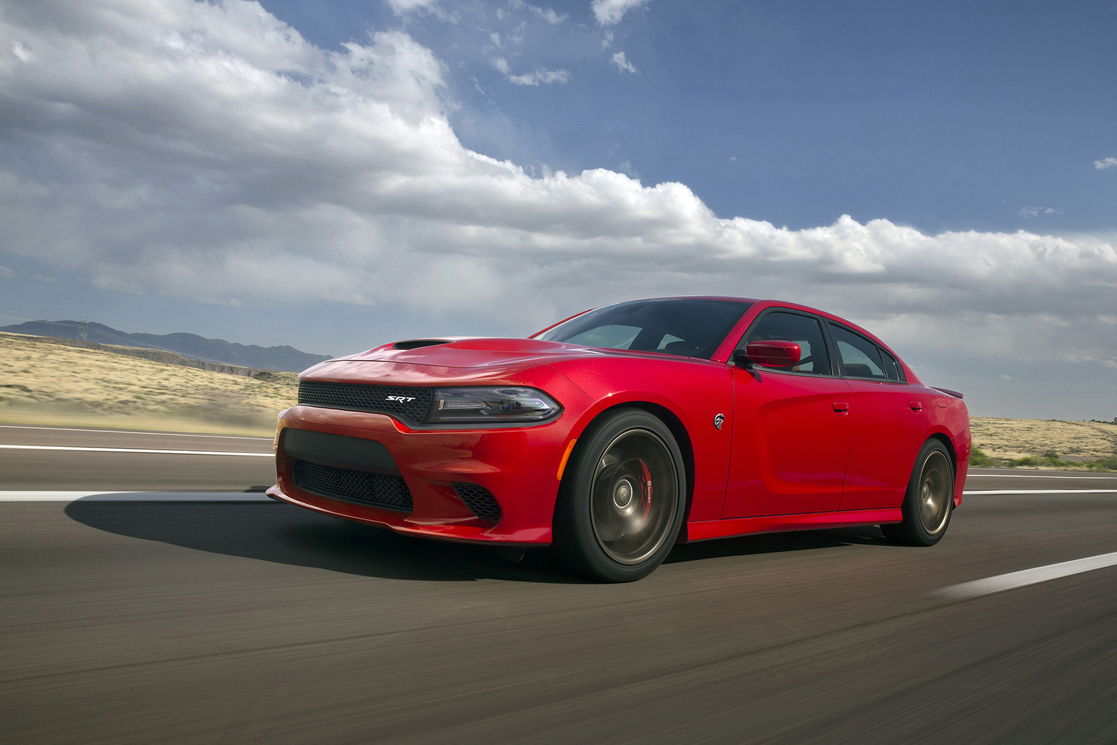 2017 Dodge Charger Facts Revealed