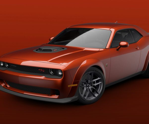 2021 Dodge Challenger R/T Scat Pack Shaker Widebody