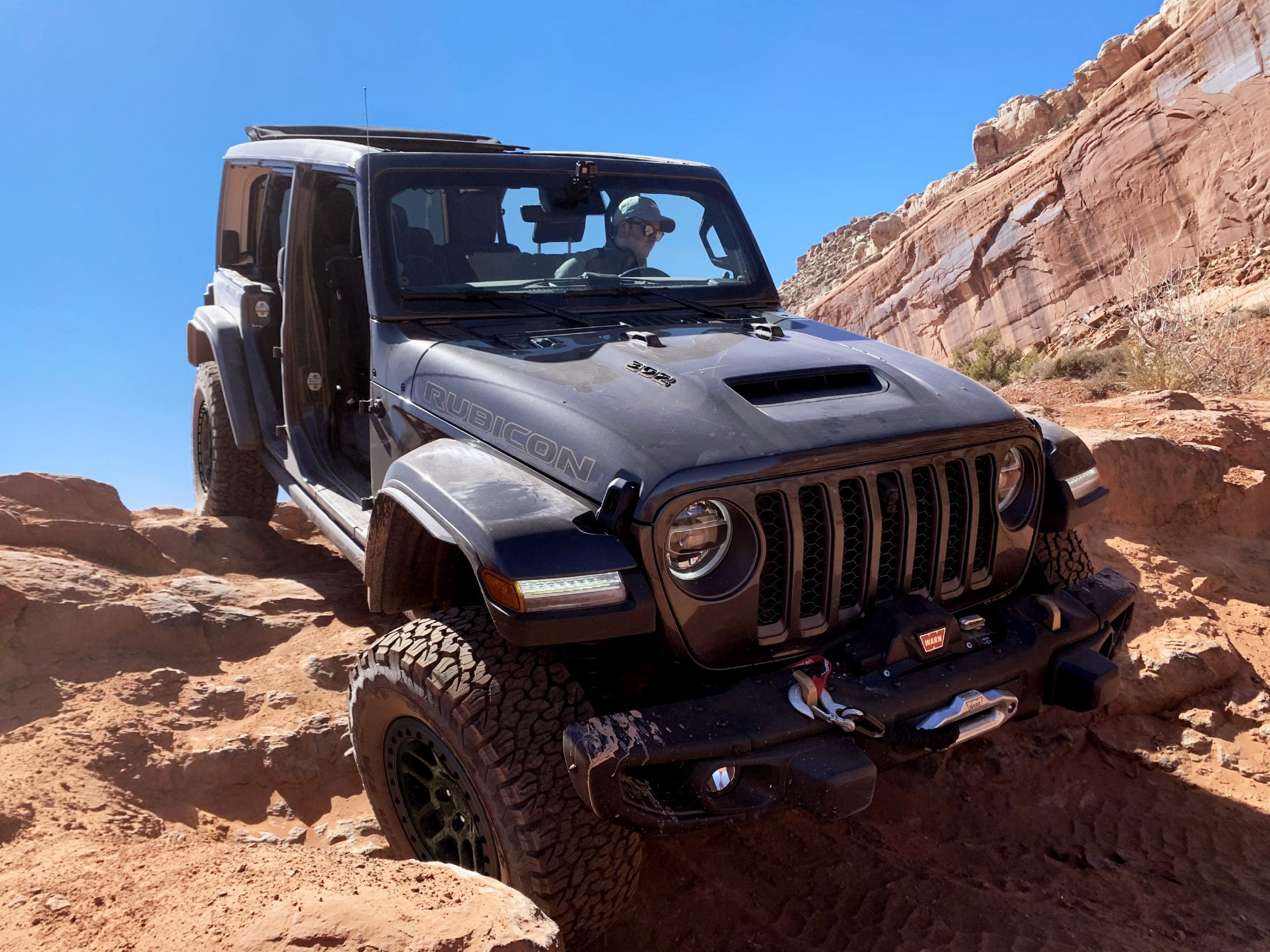 Jeep® Wrangler Xtreme Recon Package
