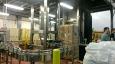 Beer machines.