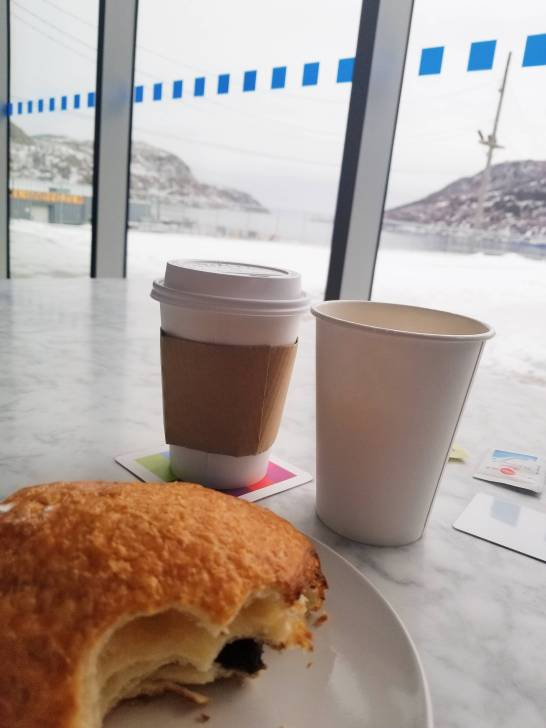 Alt Hotel St. John's Breakfast Rocket Bakery | Modern Nan Travel Blog