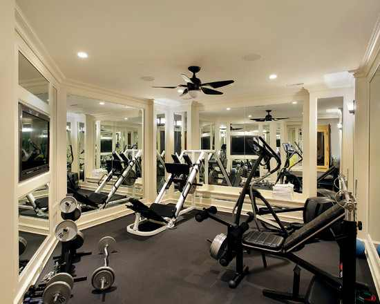 Home Gym Design Ideas Sweat It Out in Your Own Home