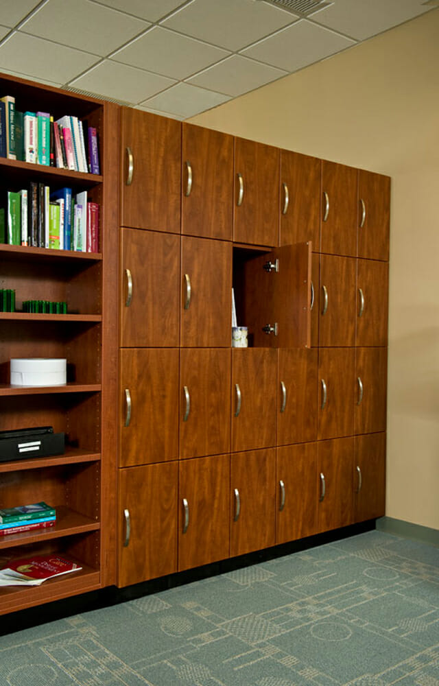Lockers Systems Storage Locker Storage Company New York NJ