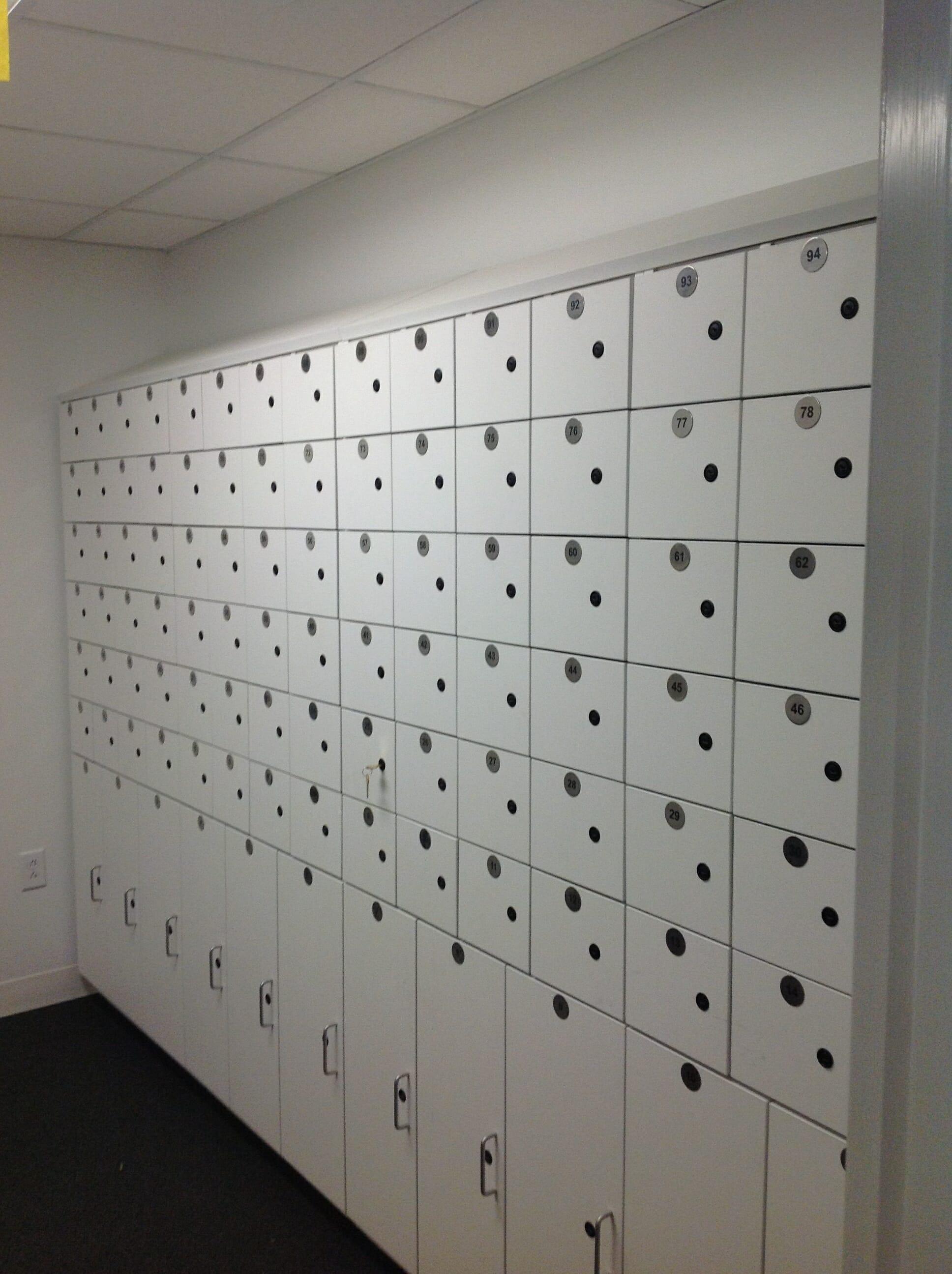 Lockers Systems Storage Locker Storage Company New York NJ