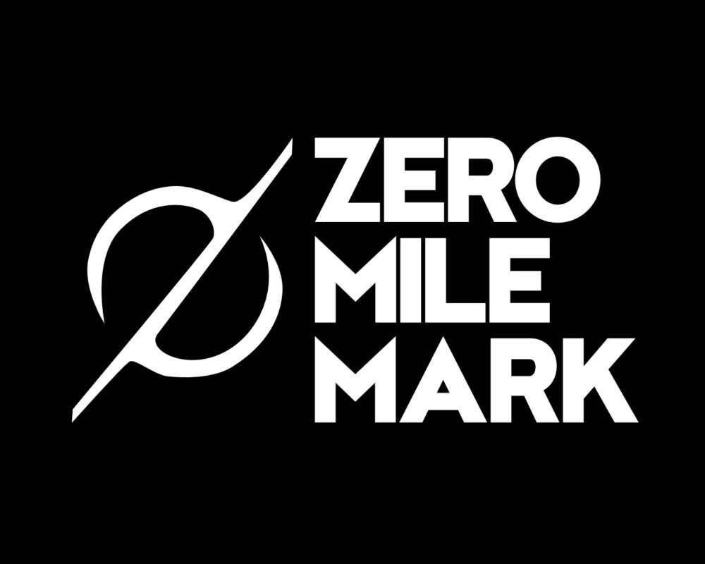Zero Mile Mark New Brand Logo