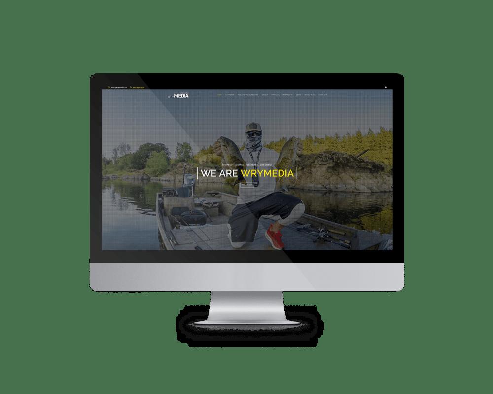 WRY Media Website