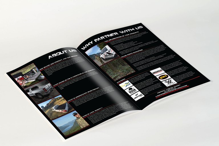 Outdoor Print Design