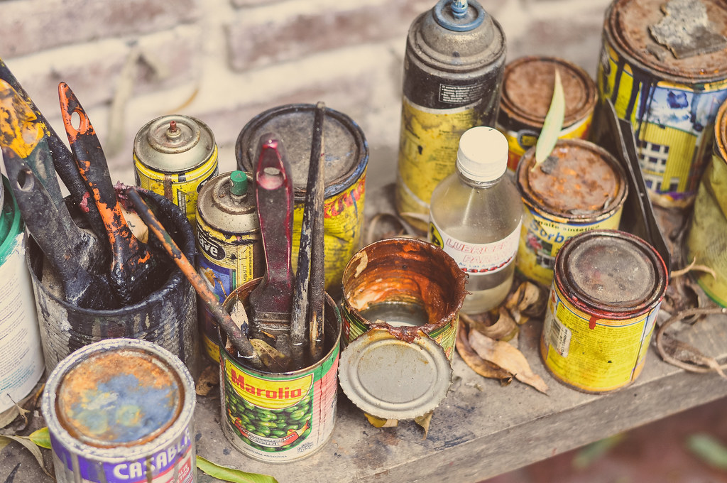 Where Can You Dispose of Paint
