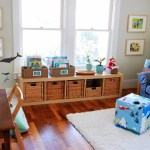 Stylish And Stimulating Storage For Kids Modern Parents