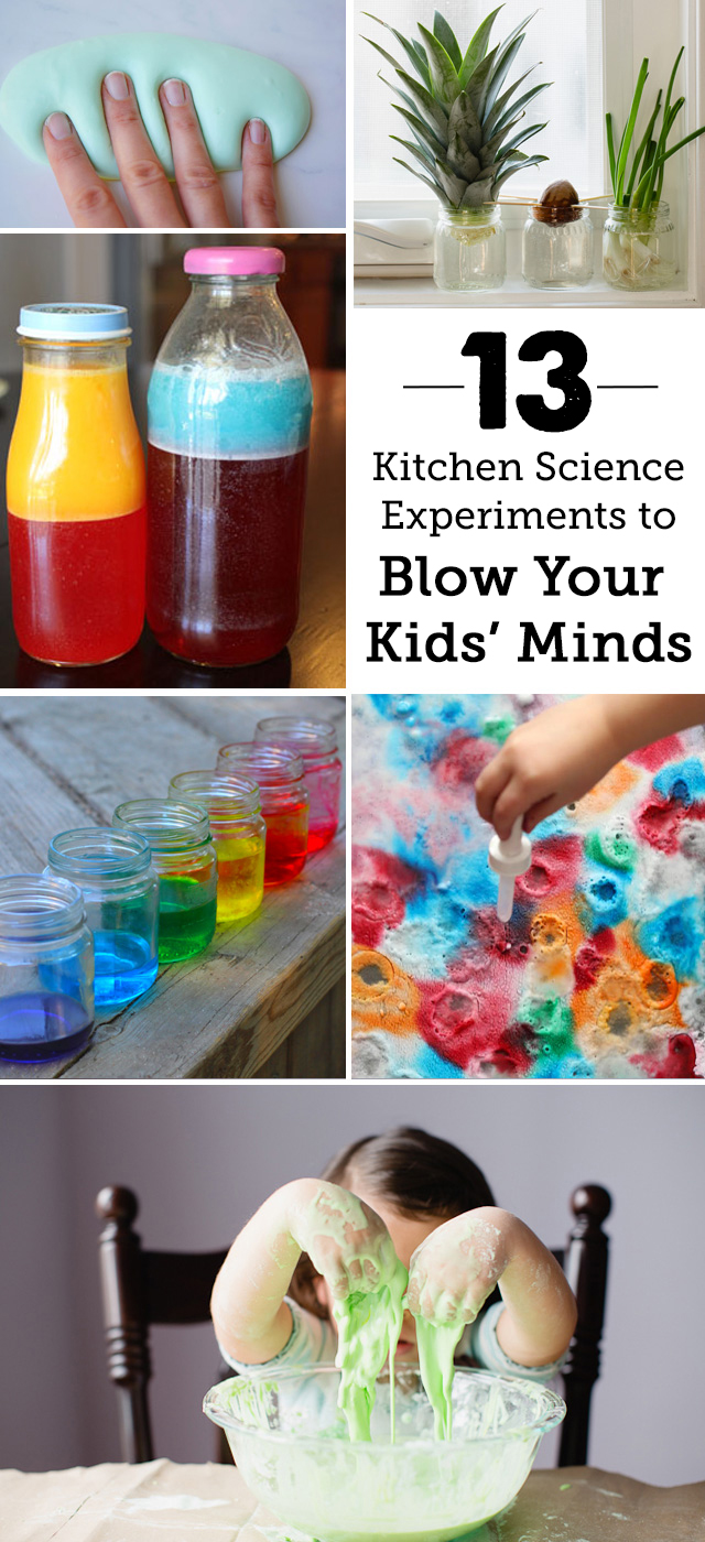 kitchen science kohler undermount sinks 13 projects to blow your kids minds modern experiments that will the perfect rainy day