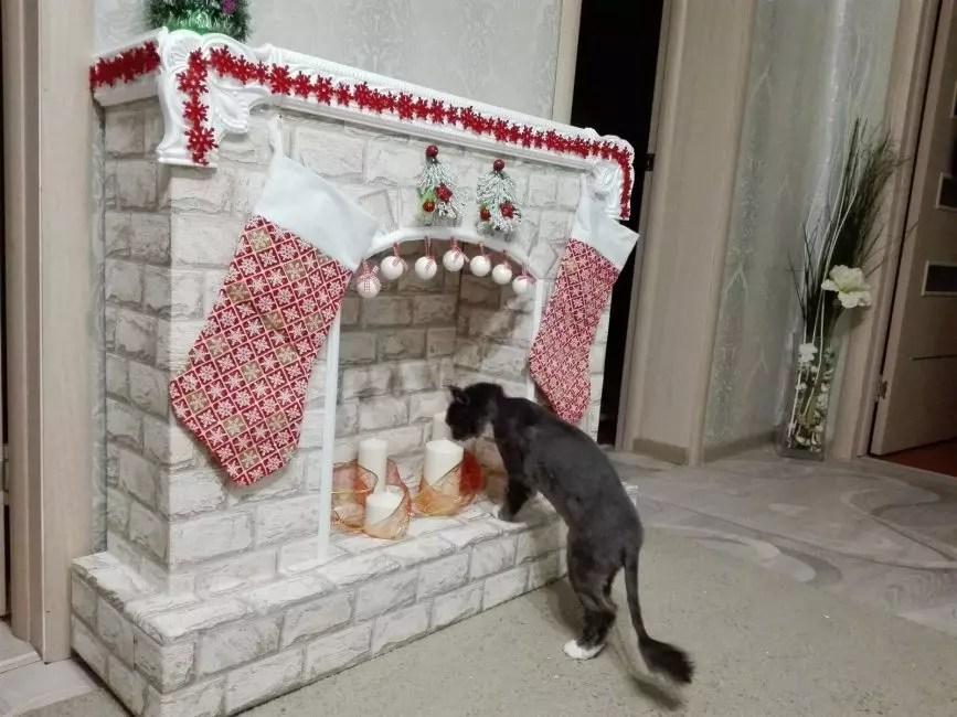 Legetøj og dekorationer til julefokus