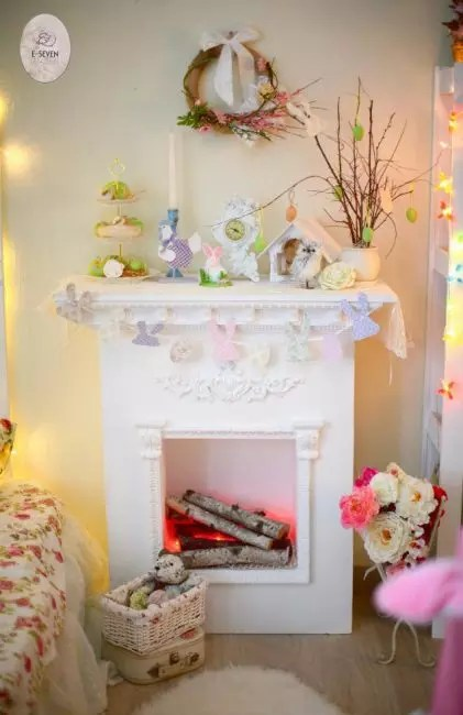 Decorate with all festive attributes