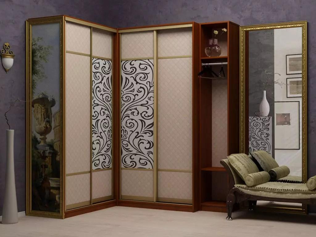 1b342f497dd Известен с практичността си, веднага започнаха да бъдат популярни ъгловите  гардероби. Не е изненадващо, че в спалните помещения, чиято площ обикновено  не е ...