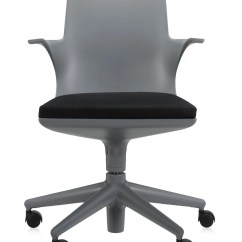 Office Chair Types Super Brella Kartell Spoon Task Chairs Seating Shop