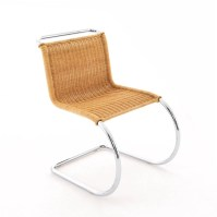 Knoll Ludwig Mies Van Der Rohe - MR Side Chair - Modern Planet