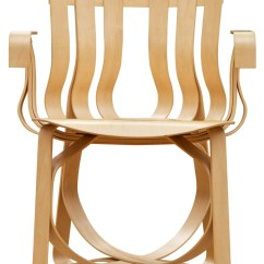 Frank Gehry Chair Medical Toilet Knoll Hat Trick Arm