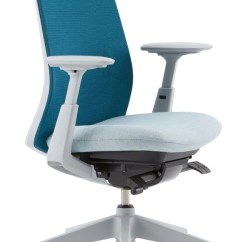 Desk Chair Turquoise Big Joe Roma Haworth Soji Task