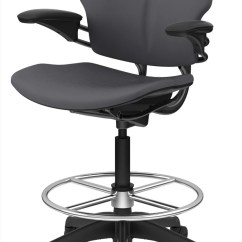 Drafting Chairs With Arms Office Chair Ergonomic Humanscale Freedom