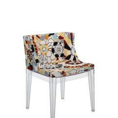 Mode Chair Danish Modern Rocking Kartell Mademoiselle QuotÀ La Quot Planet