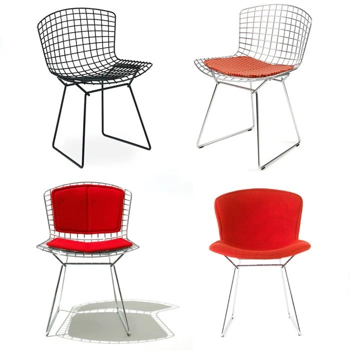 bertoia side chair hanging basket chairs canada knoll harry 001 jpg