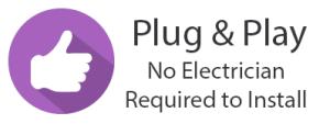 Sticker: Plug & Play