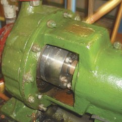 Centrifugal Pump Mechanical Seal Diagram 1970 Vw Fastback Wiring How To Respond Leakage In A