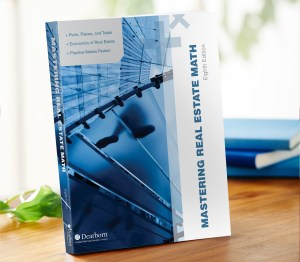 Mastering Real Estate Math, 8th Edition Update
