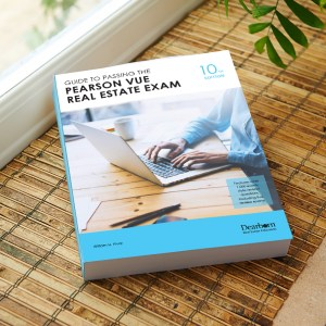 Guide to Passing the Pearson Vue Real Estate Exam, 10th Edition