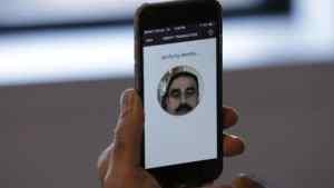 mastercard face recognition