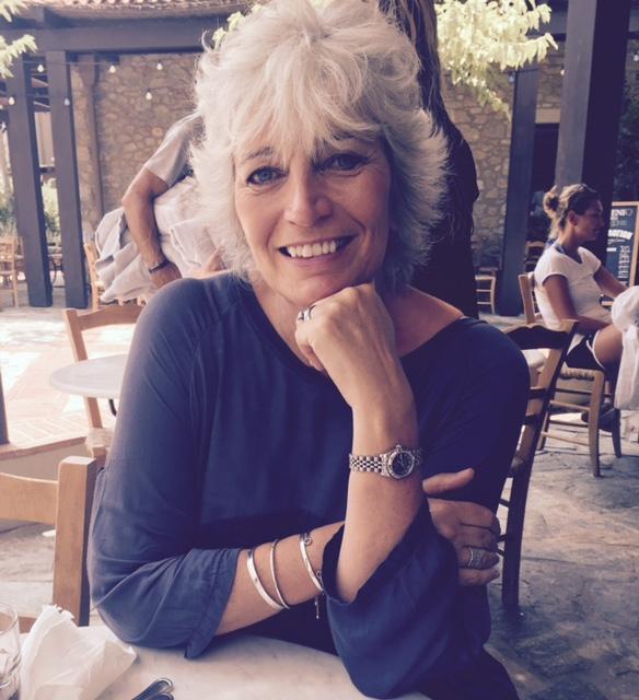 Jayne Mayled White Hot Hair Owner