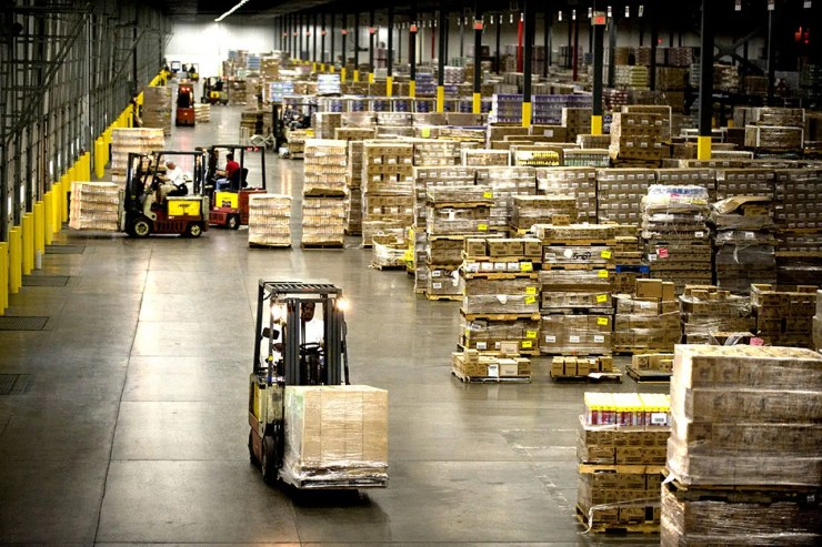 Warehousing mistakes