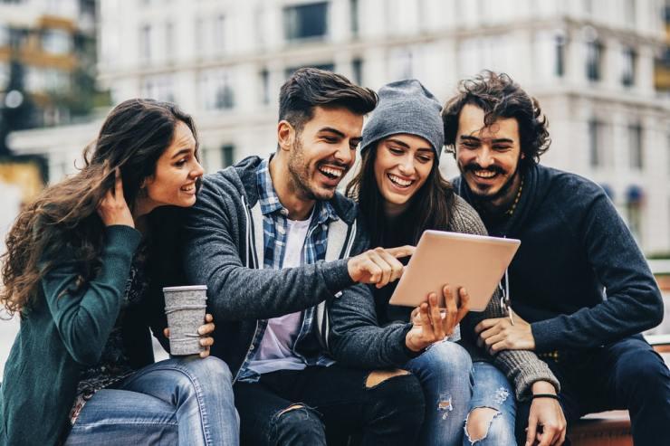 millennial-centric strategy